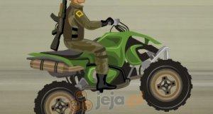 Jeźdźca z armii