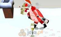 Pijany Święty Mikołaj