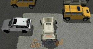 Parkowanie SUV-em 3D