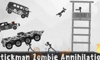 Stickman kontra zombie