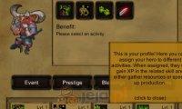 Rozwijanie wioski wikingów