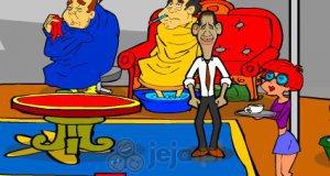 Obama i Pogromcy duchów