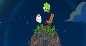 Angry Birds w kosmosie