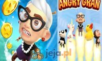 Skok wściekłej babci