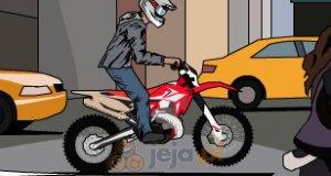 Motocross w godzinach szczytu