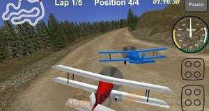 Wyścigi Samolotów 2