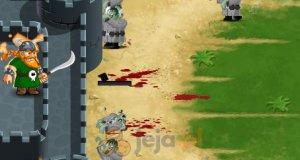Odpieranie ataku zombie
