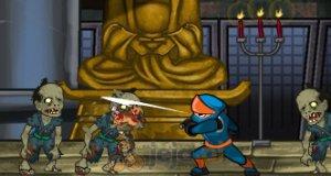 Ninja kontra zombie 2