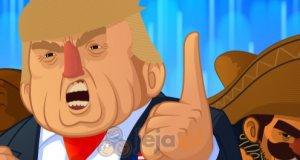 Trump na szczycie