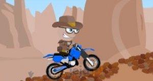 Kowboj na motorze