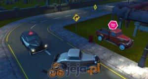 Parking Fury 3D: Nielegalne dostawy