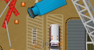 Nauka parkowania 2