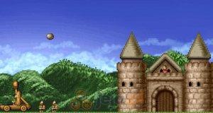 Niszczenie zamku