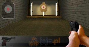 Trening na strzelnicy