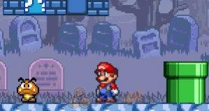 Mario: Łowca gwiazd 2 - Wyspa duchów