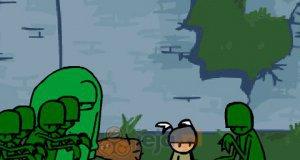 Zielone potwory
