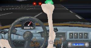 Nocna jazda w turbo wersji