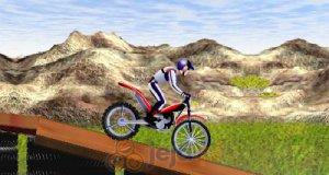 Triki na motorze