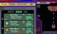 Kosmiczni wojownicy na kliknięcie