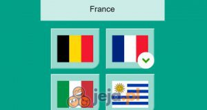 Quiz: Rozpoznaj flagi państw
