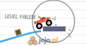 Monster truck: Narysuj trasę