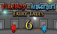Fireboy & Watergirl 6: Bajki