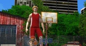 Podwórkowa koszykówka