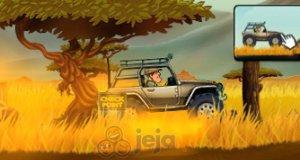 Offroadowe safari