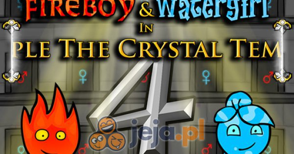 Fireboy & Watergirl 4: In The Crystal Temple (Html5)