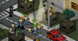 Najemnicy kontra Zombie
