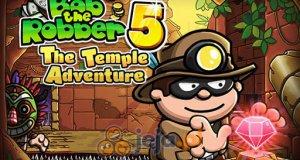 Złodziej Bob 5: Przygoda w świątyni