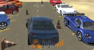 Symulator parkowania 3D