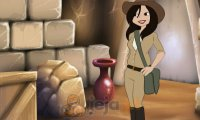 Katja i ucieczka z grobowca Faraona
