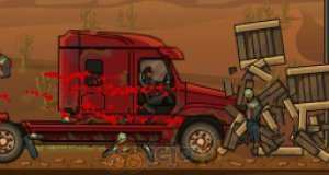 Przejedź zombie