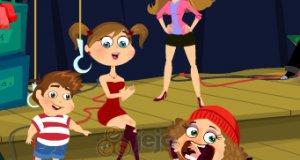 Szkolny klub pieśni i tańca