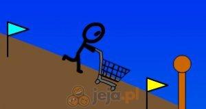 Zakupowy wózek