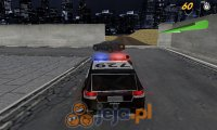 Symulator pościgu policyjnego