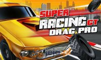 Super Racing GT Drag Pro
