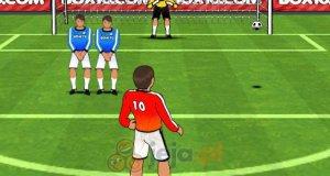 Piłkarskie strzały Euro 2012