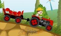 Transport na farmie 2