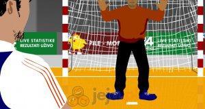 Piłka ręczna - rzuty karne
