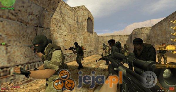 Counter Strike 1.6 wersja na przeglądarkę