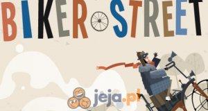 Steampunkowy motocykl
