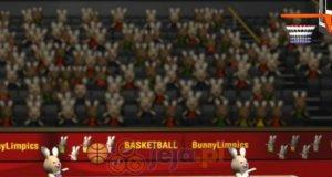 BunnyLimpics - koszykówka