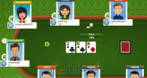Poker multiplayer