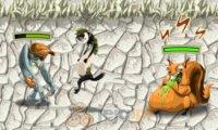 Dzielna fretka: Sprzątanie lasu