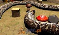 Wąż 3D