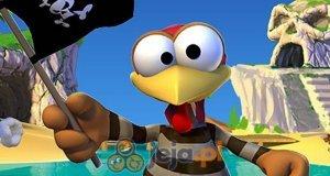 Szalony kurczak: Piraci