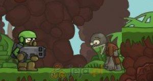 Zombie w dżungli