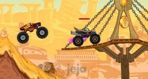 Wyścig zwariowanych trucków 3